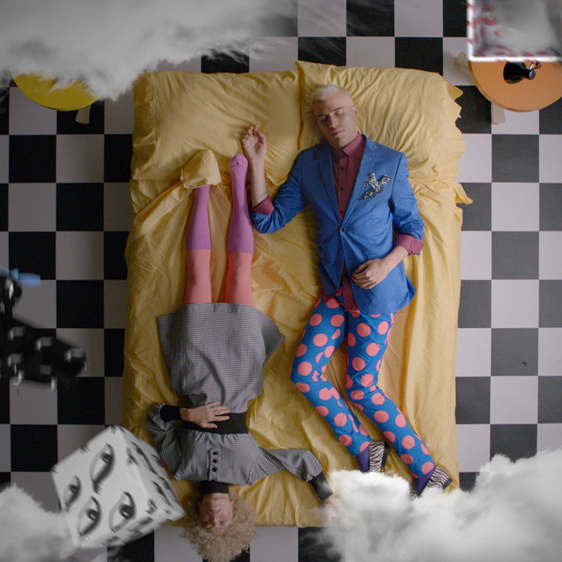 Neon Trees<br/>Sleeping With A Friend