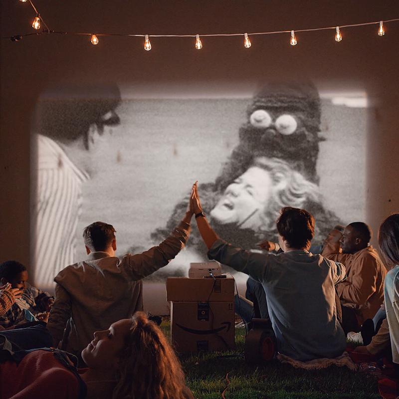 Amazon Student Prime<br/>Filmclub